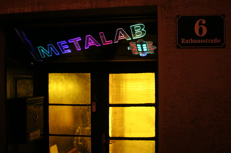 Metalab in Vienna